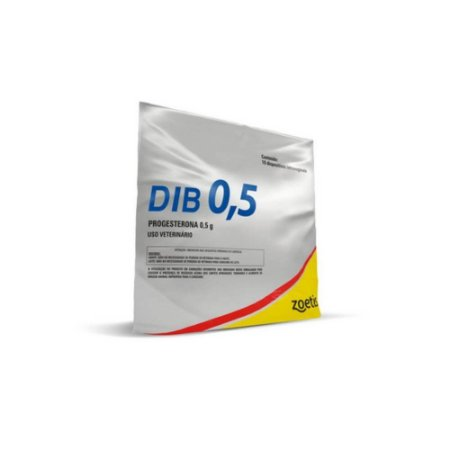 DIB 0,5 Implante Progesterona (Monodose) - Zoetis