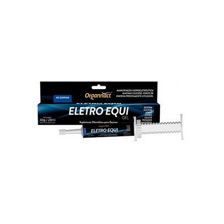 Eletro Equi Gel 40g - Organnact