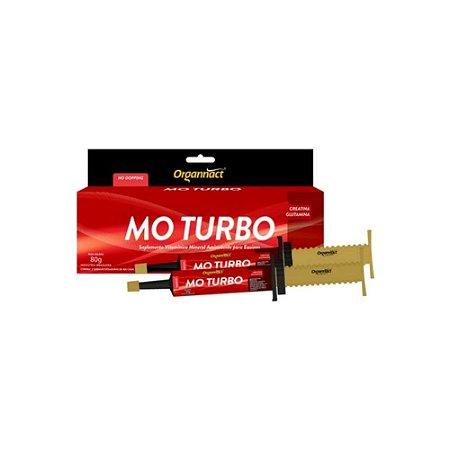 M.O Turbo 40g Duplo - Organnact