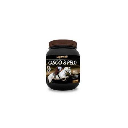 Casco & Pelo 500g - Organnact