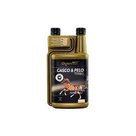 Casco & Pelo Turbo 1L - Organnact