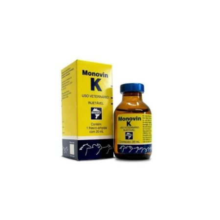 Monovin Vitamina K 20mL - Bravet