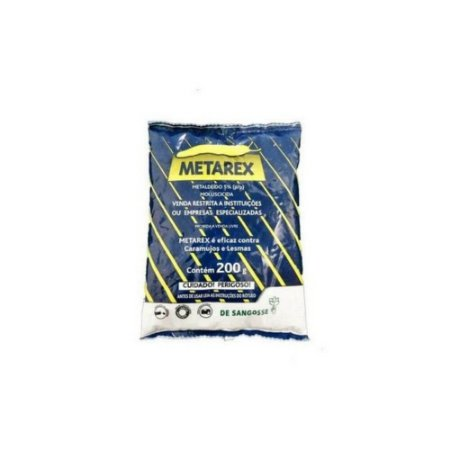 Metarex SP Lesmicida 200g - Liphatech