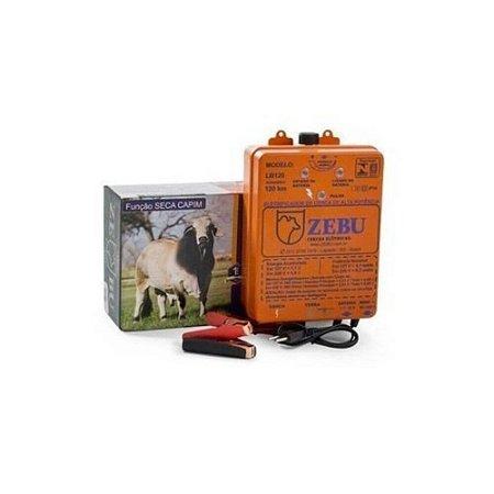 Eletrificador de Cerca LB120 Automático - Zebu