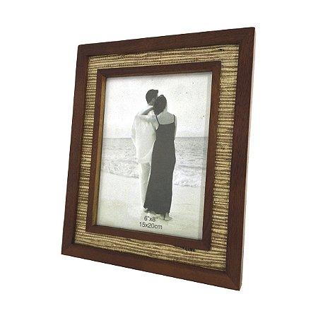 Porta Retrato Madeira 15 x 20 Cm