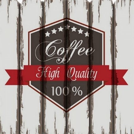 Quadro em Canvas Coffee High Quality