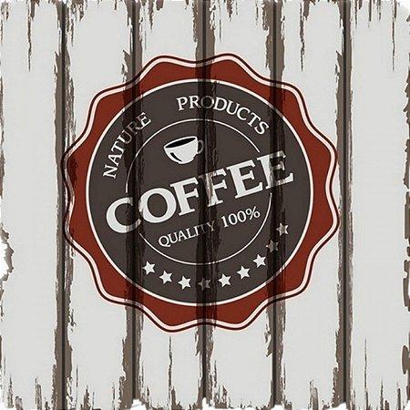 Quadro em Canvas Coffee Nature Products