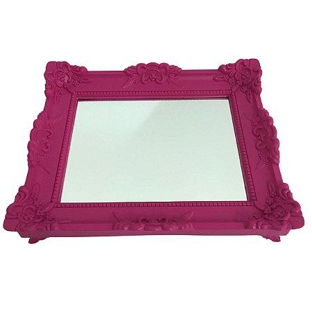 Bandeja Rococó Pink P