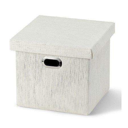 Caixa Organizadora Branca