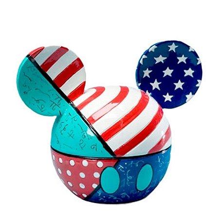 Caixa Mickey - Romero Britto