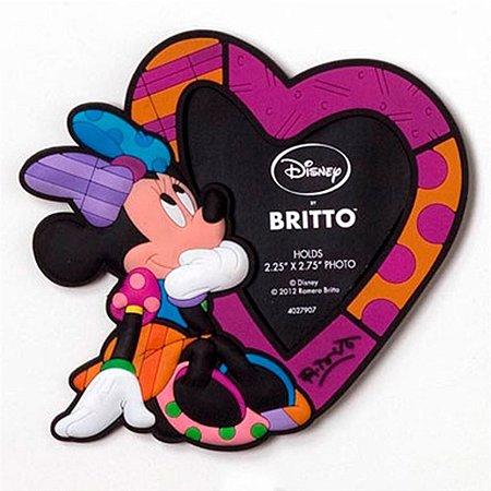 Porta retrato Minnie - Romero Britto