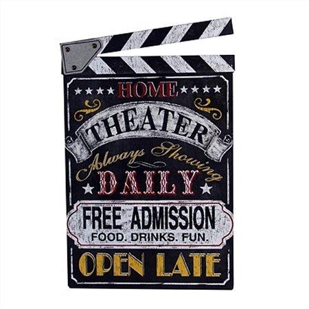 Placa Free Admission