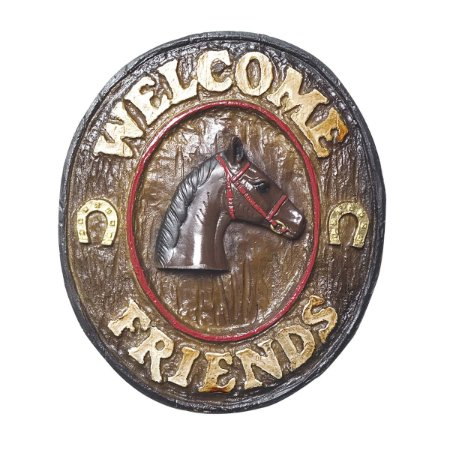 Placa Welcome Country