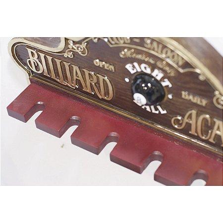 Placa Copos Billiard