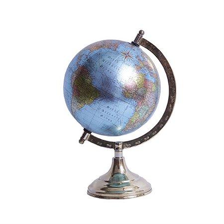 Globo Indiano Azul 27cm