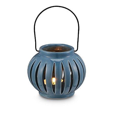 Mini Lanterna Azul 8,8cm
