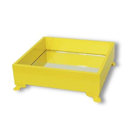 Bandeja Amarela P