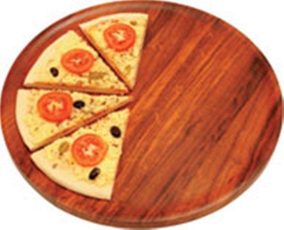 Bandeja giratória p/ pizza