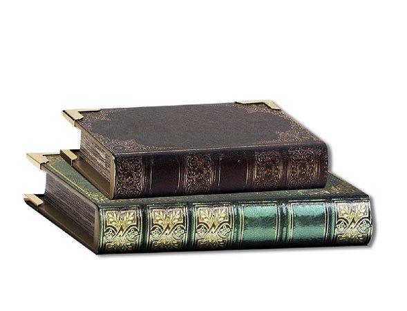 Livros decorativos P Papiro
