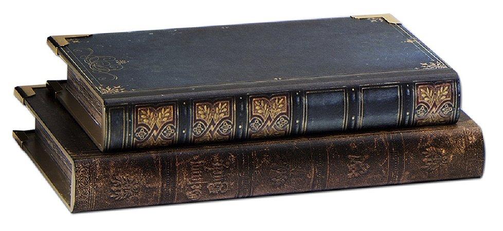 Livros decorativos G Papiro