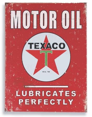 Placa Motor Oil