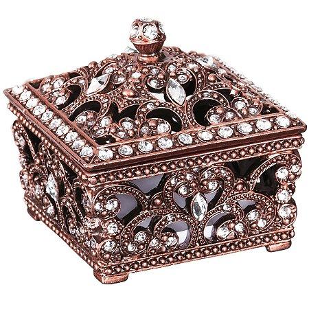 Porta jóias Cobre
