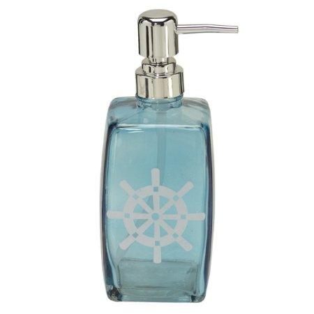 Porta sabonete líquido Timão Azul