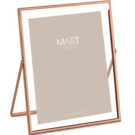 Porta Retrato Rose Gold 15x20cm
