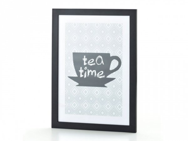 Quadro Tea Time P&B