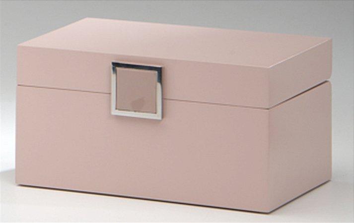 Caixa Decorativa Rosa P