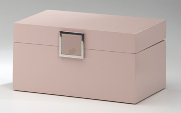 Caixa Decorativa Rosa G