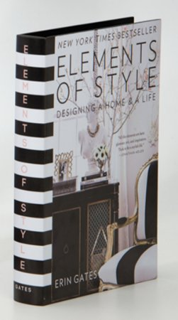 Livro Decor M Elements Of Style