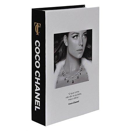Book Coco Chanel Efeito G