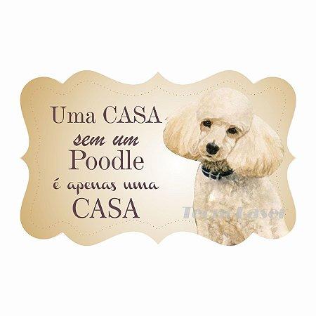 Placa Digital Poodle PT