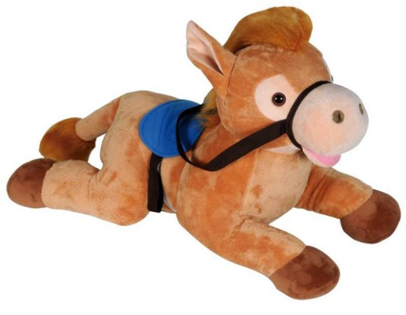 Cavalo Montaria c/ Trotoar