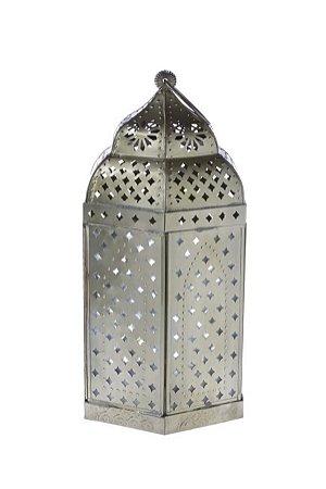 Lanterna Decorativa Marroquina