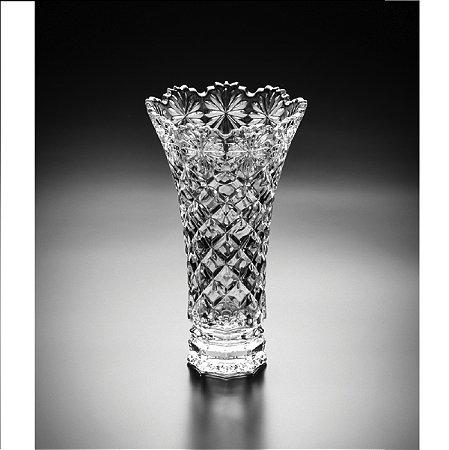 Vaso de Cristal Diamond 20Cm