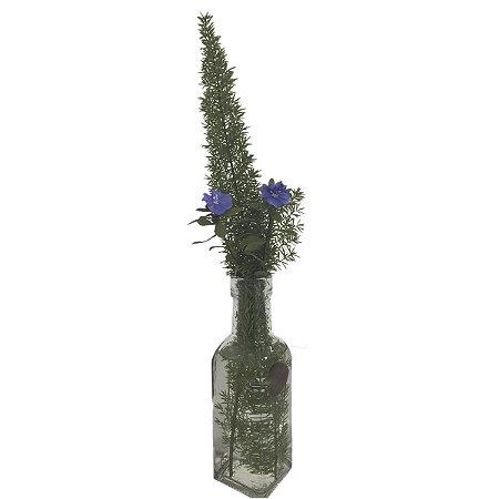 Mini Vaso de Vidro 16 Cm
