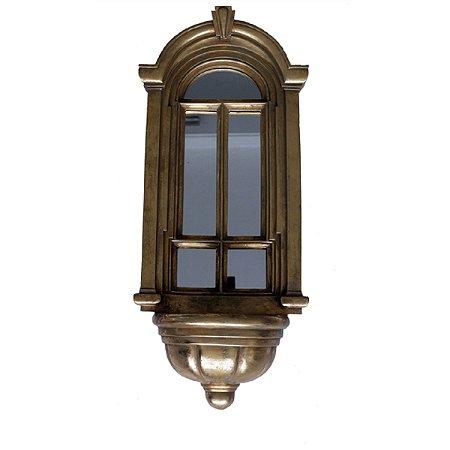Espelho Janela Oval