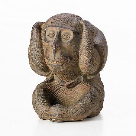 Macaco Não Escuto