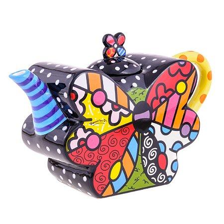 Bule Butterfly - Romero Britto