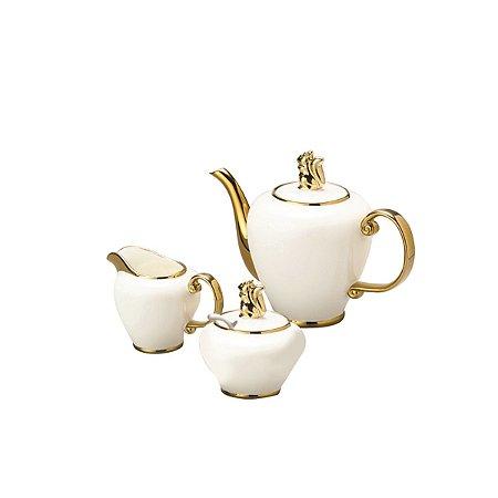 Conjunto p/ Café Super White Charme - 3 peças