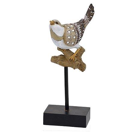 Pássaro Decorativo 24cm