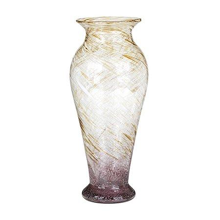 Vaso de Vidro Nude