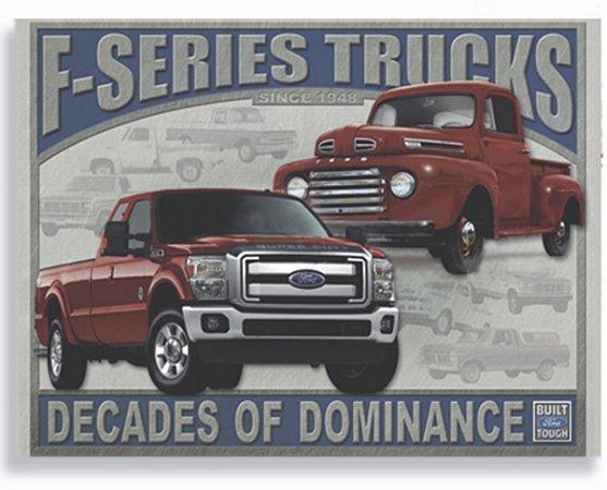 Placa Pick Ups Ford
