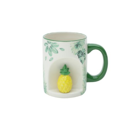 Caneca Abacaxi 350ml