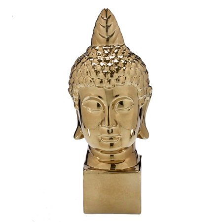 Cabeça Buda Decorativa