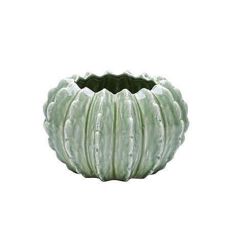 Cachepot Cactos verde 22,5cm