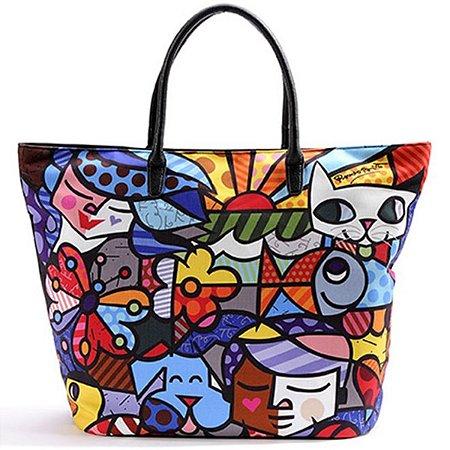 Bolsa Design - Romero Britto