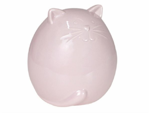 Adorno Cut Cat Rosa G